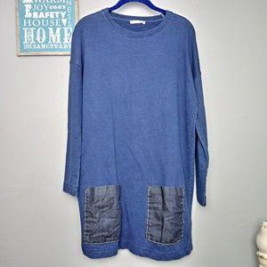 Zara Trafaluc Long Sleeve Sweater Dress